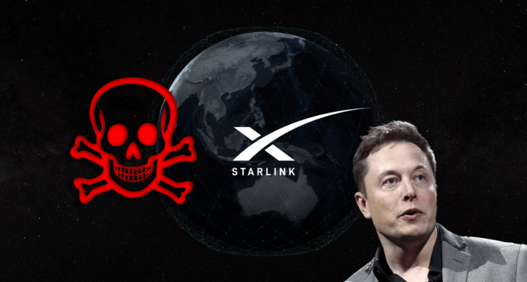 Pozor, SpaceX tvrdo zakročí voči internetovým pirátom. Rovno ťa odstrihne od Starlink internetu
