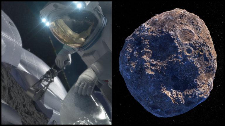 Asteroid v hodnote celej ekonomiky je len začiatok, vo vesmíre sú milióny ton platiny či zlata. Prečo ešte neťažíme asteroidy?