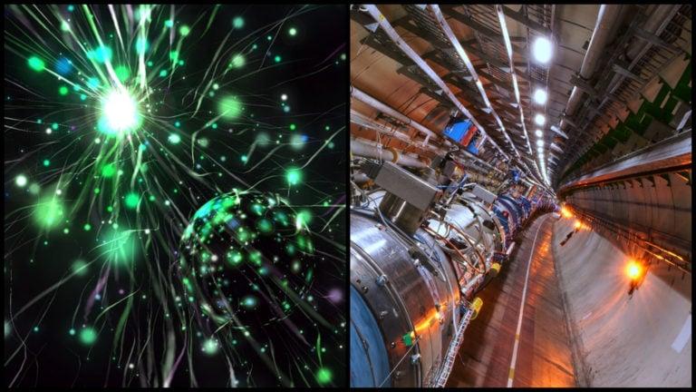 Obrovský prielom. Vedci prvýkrát v histórii našli časticu, ktorá sa mení z antihmoty späť na hmotu