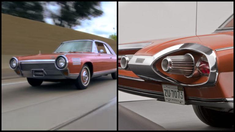 Turbínový motor v aute bol spoľahlivejší než klasické motory a Chrysler ním chcel zmeniť automobilový priemysel. Čo sa stalo?