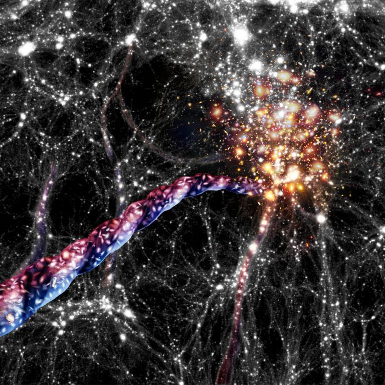 Viac otázok ako odpovedí: Najväčšia štruktúra vo vesmíre sa otáča a vôbec nevieme prečo