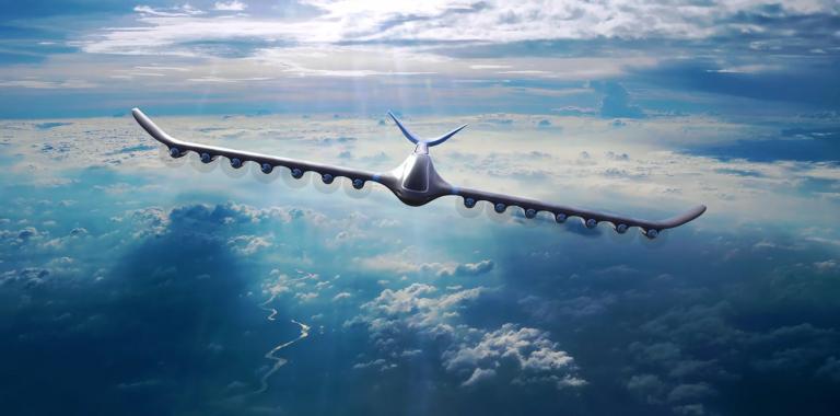 Vodíkové lietadlo je našou revolučnou budúcnosťou. Na jeden záťah zvládne tisíce kilometrov