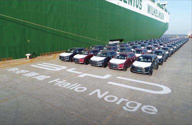 Ďalšia čínska automobilka začína žiť svoj