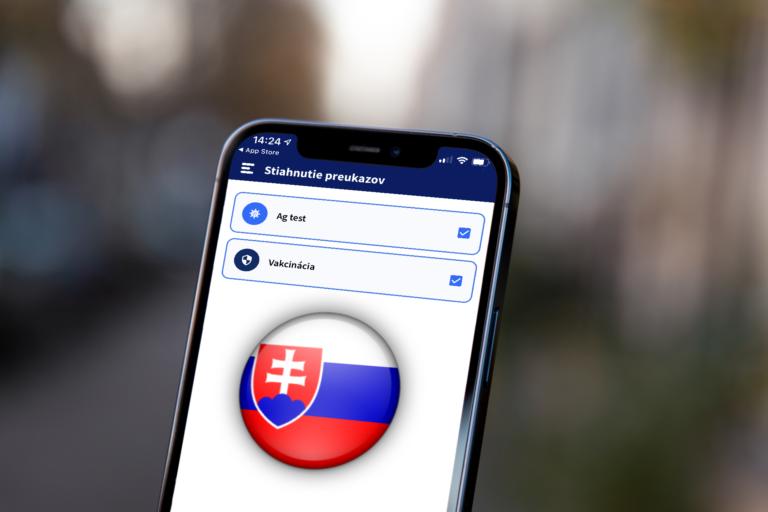 Slováci, zbystrite. GreenPass dostane vítané vylepšenie, zásadne uľahčí prácu s COVID preukazom