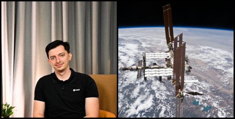 ROZHOVOR: Mimozemšťania budú iní ako si predstavujeme, myslí si Matej, člen letovej kontroly ISS