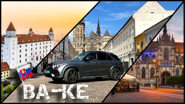 Test, aký Slovensko ešte nezažilo. S plug-in hybridným Mercedesom sme prešli z Bratislavy do Košíc len na elektrinu