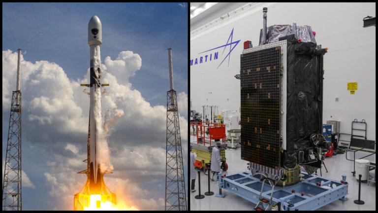 NAŽIVO: Falcon 9 znovu letí do vesmíru. Nesie špeciálny náklad pomenovaný po Armstrongovi