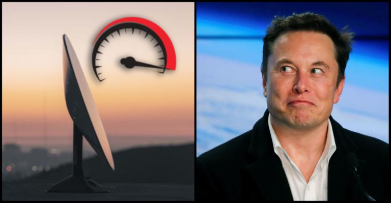 Starlink internet trhol nový rýchlostný rekord. SpaceX však rieši zásadný problém