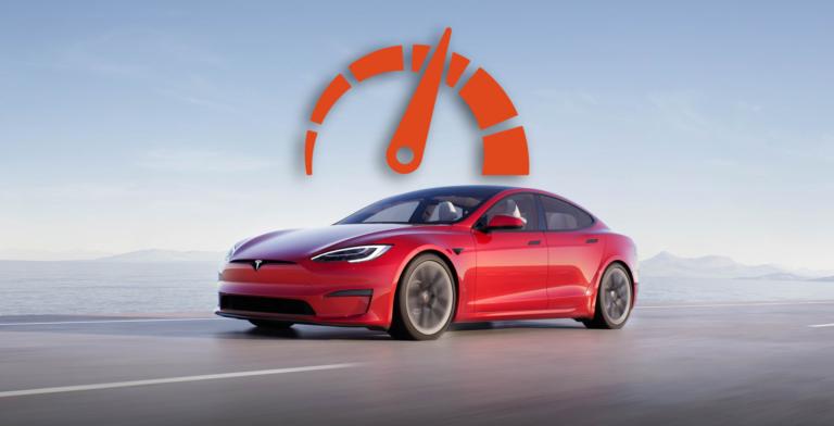 Tesla Model S Plaid prekonala všetky očakávania. V skutočnosti je rýchlejšia ako uvádza automobilka