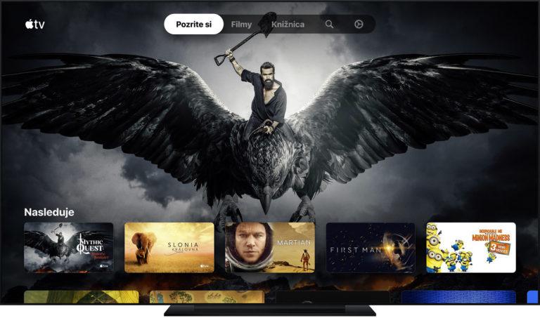 TOP seriály a filmy celkom zadarmo? Apple TV+ môžeš oddnes získať zadarmo až na pol roka