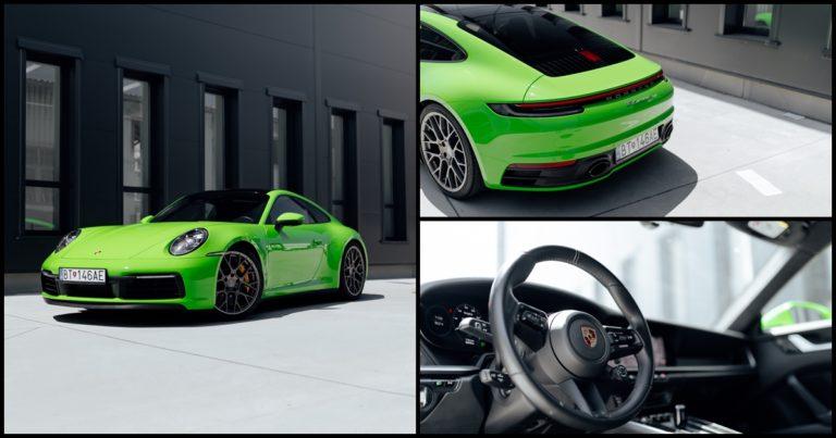 Požičal som si Porsche 911 Carrera S na víkendové jazdenie - toto sú dôvody, prečo to bolo najlepšie rozhodnutie