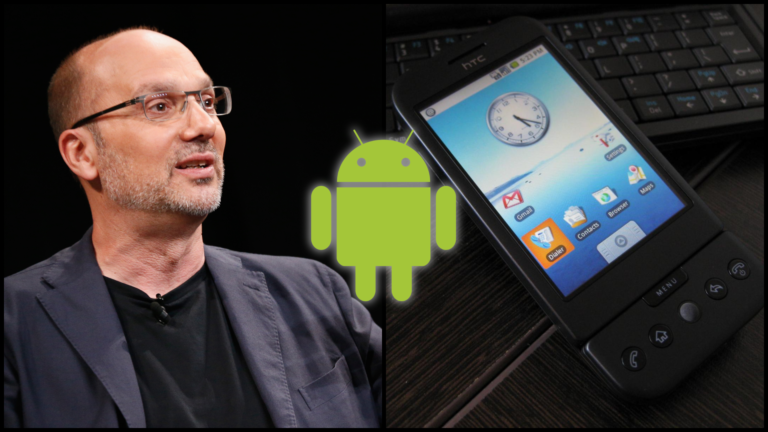 """Android vznikol z jeho prezývky a keby nebolo triku Jobsa, iPhone zlyhá. Čo sa stalo s """"otcom"""" Androidu?"""