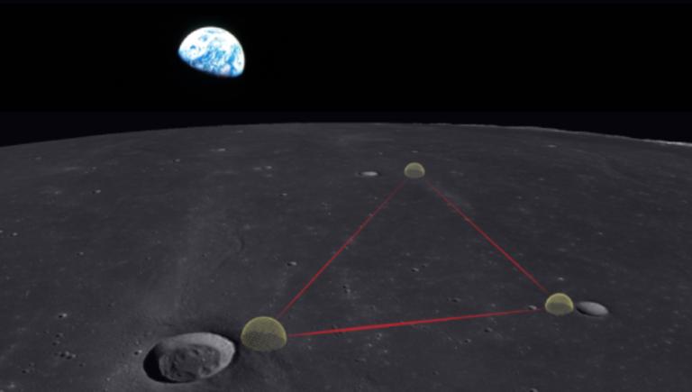 Niet lepšieho miesta. Na Mesiaci chcú postaviť detektor, ktorý zachytí 70 % všetkých vĺn zo známeho vesmíru