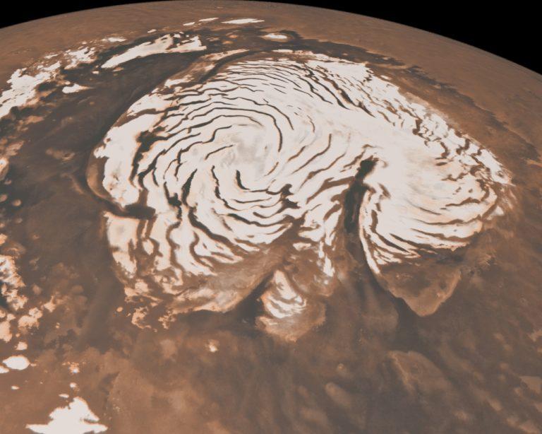 Chybne sme prečítali údaje. Jazerá s tekutou vodou na Marse neexistujú