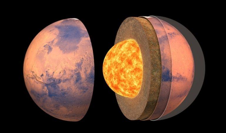 Neuveriteľné sa stalo skutočnosťou, konečne poznáme presnú vnútornú štruktúru Marsu
