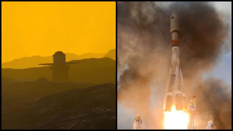 Poznačená katastrofami, Američanov však porazila. Ako prepísali Sovieti dejiny a pristáli na Venuši?