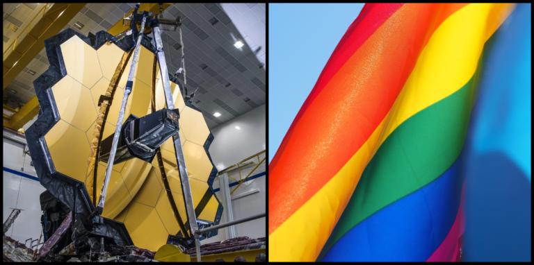 LGBTI komunita žiada NASA, aby premenovala miliardový teleskop Jamesa Webba