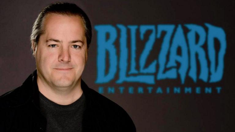 Obrovská kauza Blizzardu má prvú obeť. Štúdio po obvineniach opúšťa hlavný predstaviteľ firmy