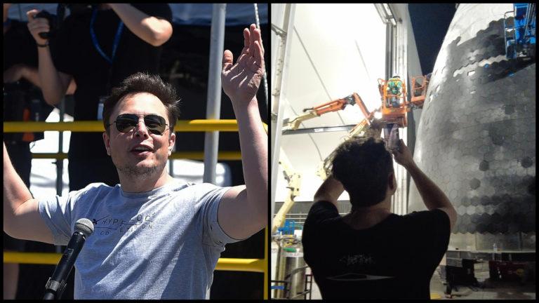 Elon Musk sa niekoľko dní nesprchoval, v Texase ťahajú nadčasy. Starship musí čím skôr letieť do vesmíru