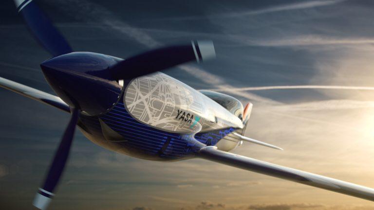 K oblakom mieri elektrická sci-fi revolúcia letectva. Rolls-Royce otestoval najočakávanejšie lietadlo na batérie