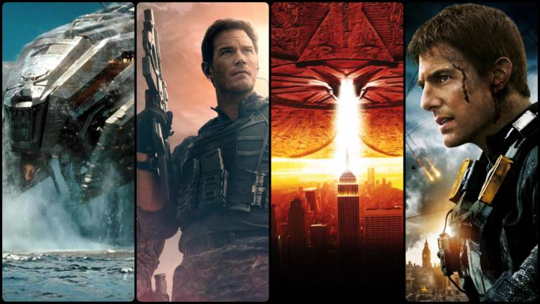 Mimozemšťania dorazili a drancujú Zem. Toto sú katastrofické sci-fi filmy, v ktorých ľudstvo prehráva boj o prežitie