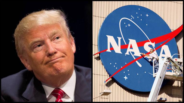 """Volajú ho """"Balast"""" a ľudia ho nenávidia. Nový šéf rozvracia NASA, všetci chcú návrať Trumpovho človeka"""