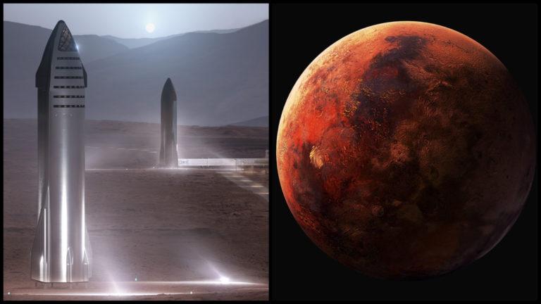 Na Mars viac nemusíme brať palivo, vedci ho dokážu vyrobiť z tamojšej atmosféry