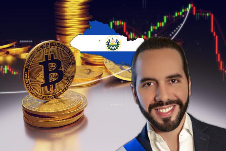 Využil rapídny pokles ceny. Prezident Salvádoru nakúpil ďalšie bitcoiny, ľudia ho označujú za diktátora a pália automaty