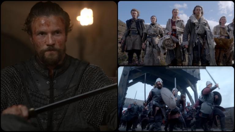 Vikingovia sú späť. Nový seriál Netflixu predstavuje v traileri neľútostné súboje a krvavé strety armád