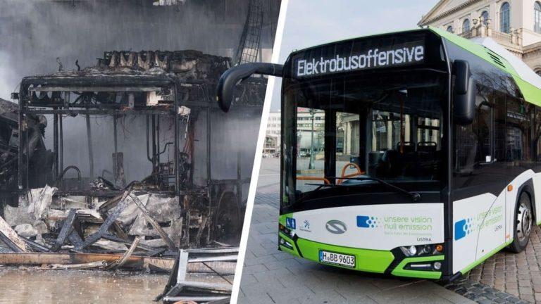 Zlé správy pre ekologickú MHD. Nemci vo veľkom sťahujú batériové autobusy z prevádzky, zhoreli im už desiatky vozidiel