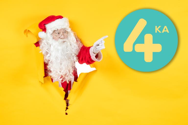 AKTUÁLNE: 4ka predstavila vianočnú ponuku. Dostaneš lacnejšie paušály aj bonus za prenos čísla (+PREHĽAD)