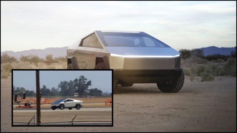 SKLAMANIE: Tesla Cybertruck nebude nakoniec až tak futuristická, miznú z nej inovácie. Takto vyzerá na najnovších záberoch