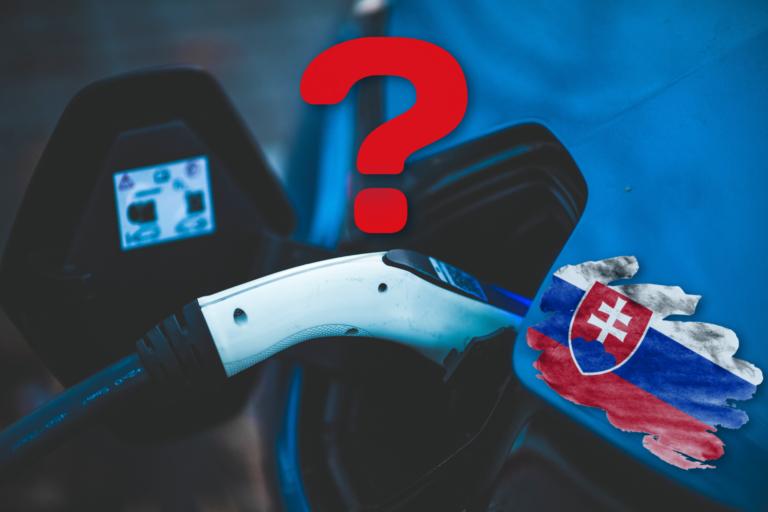 Slováci odmietajú elektromobily. Odborníci píšu, čo je pre nich najväčšou prekážkou