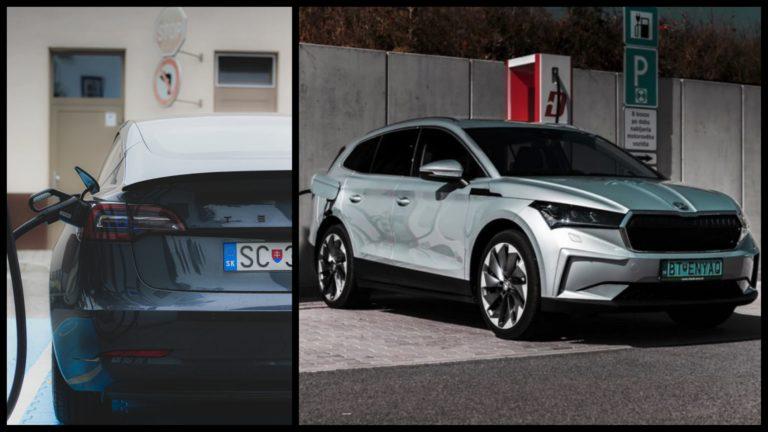 PROBLÉM: Na Slovensku sa elektromobilom nedarí, kupujeme ich najmenej v EÚ