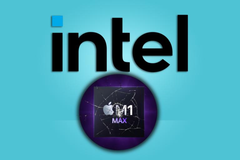 Dominancia Apple nevydržala dlho. Procesor M1 Max ihneď predbehol nový Intel Core i9