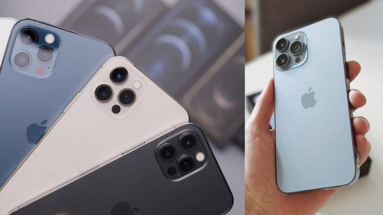 Oplatí sa vymeniť rok starý najdrahší iPhone? Slepý test ukáže, o koľko lepšie fotí nový iPhone 13 Pro Max