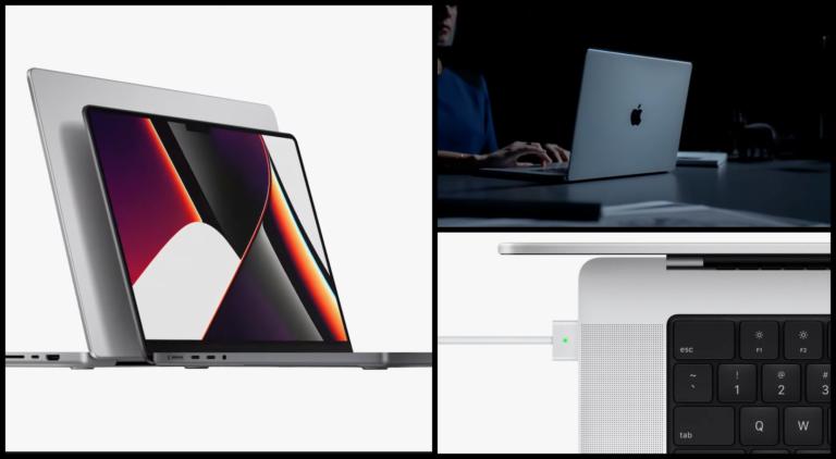 Nové MacBooky Pro sú tu. Majú výrez ako iPhone, šialený výkon a Apple vrátil ikonický prvok