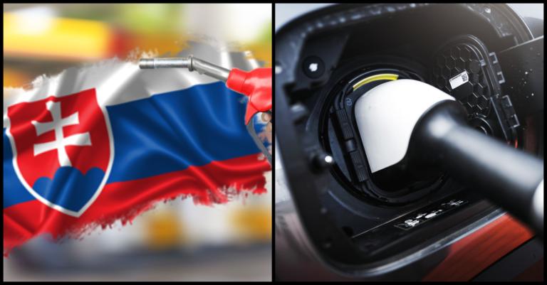 Slovensko je opäť na chvoste EÚ. Na elektromobily nie sme vôbec pripravení, tieto dve oblasti sú u nás kriticky zlé