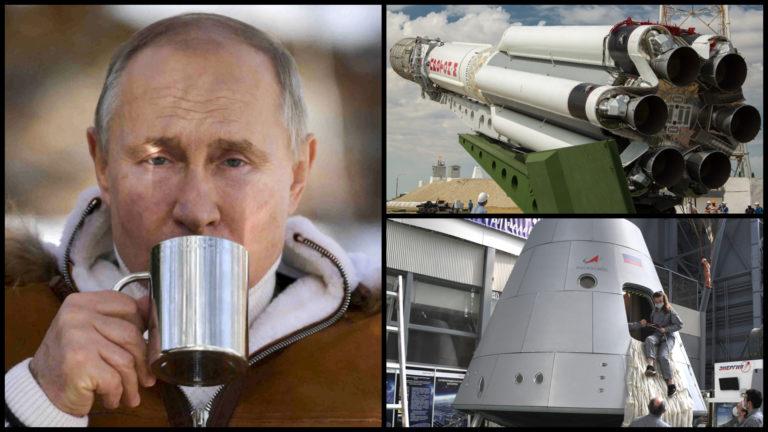 Sľubovaná technika, ktorú možno nikdy neuvidíme. Rusko novým rozpočtom pochovalo svoj vesmírny program