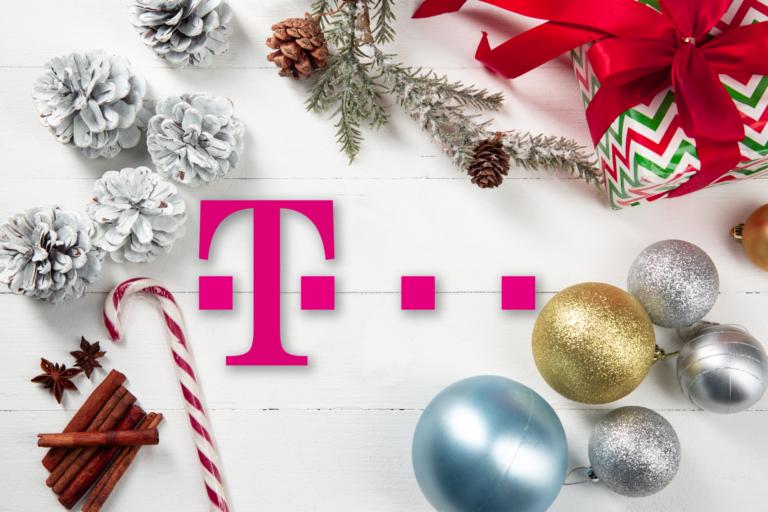 Vianočná ponuka Telekomu je vonku: Zľava na paušál a darčeky dostane každý (+prehľad)