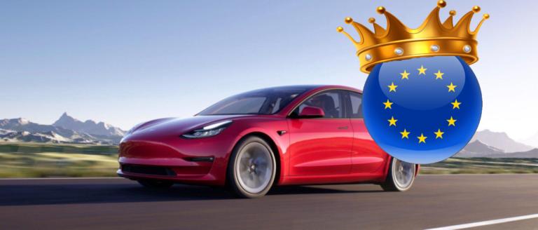 HISTÓRIA PREPÍSANÁ: Najpredávanejším autom v Európe je prvýkrát elektromobil