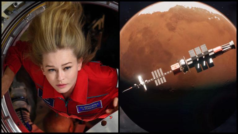 Rusi chcú ďalší film natočiť na Marse alebo na Mesiaci. Má to však jeden obrovský háčik