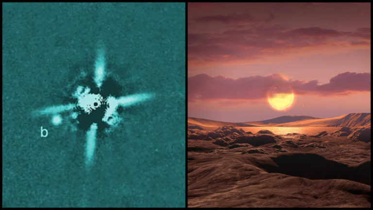 Unikátny objav. Toto je zatiaľ najmladšia planéta, akú sme objavili a je len neďaleko od nás