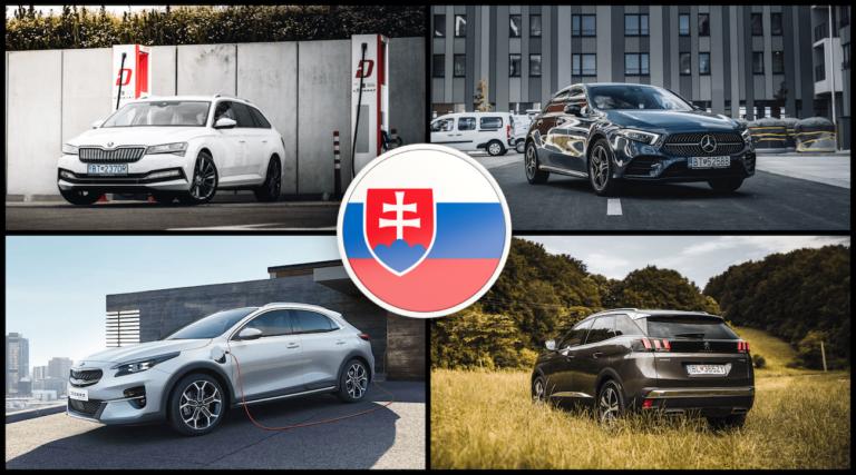 Nafta končí, Slováci milujú hybridy. Prvýkrát ich prekonali v predajoch